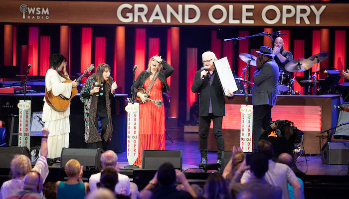The Isaacs Invited to Join The Grand Ole Opry