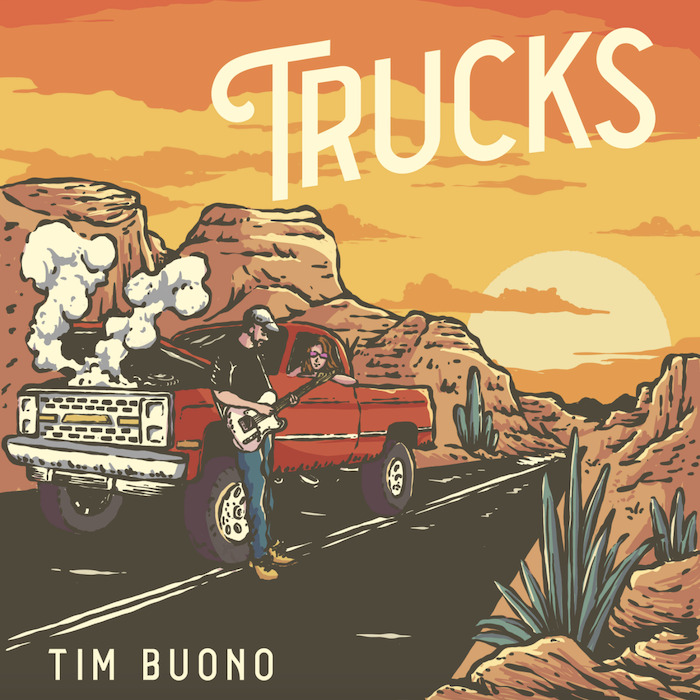 Tim Buono Country Single Trucks