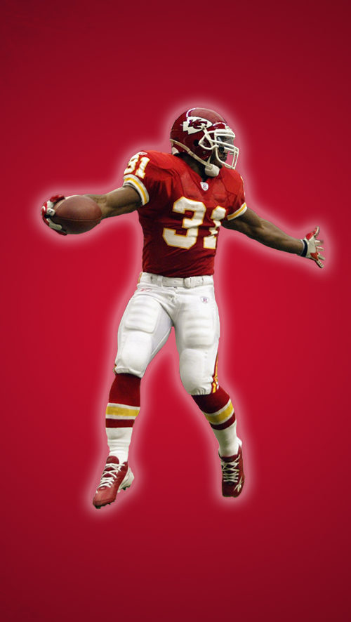 Priest Holmes Press Featured Image | The Priest Holmes Official Website