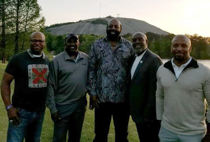 Priest Holmes, Miracle For Mom, Larry Centers, Fred Banks, Ed Jones, Bobby Howard, NFLPA