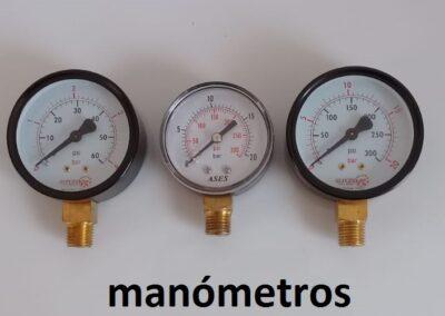 manometros