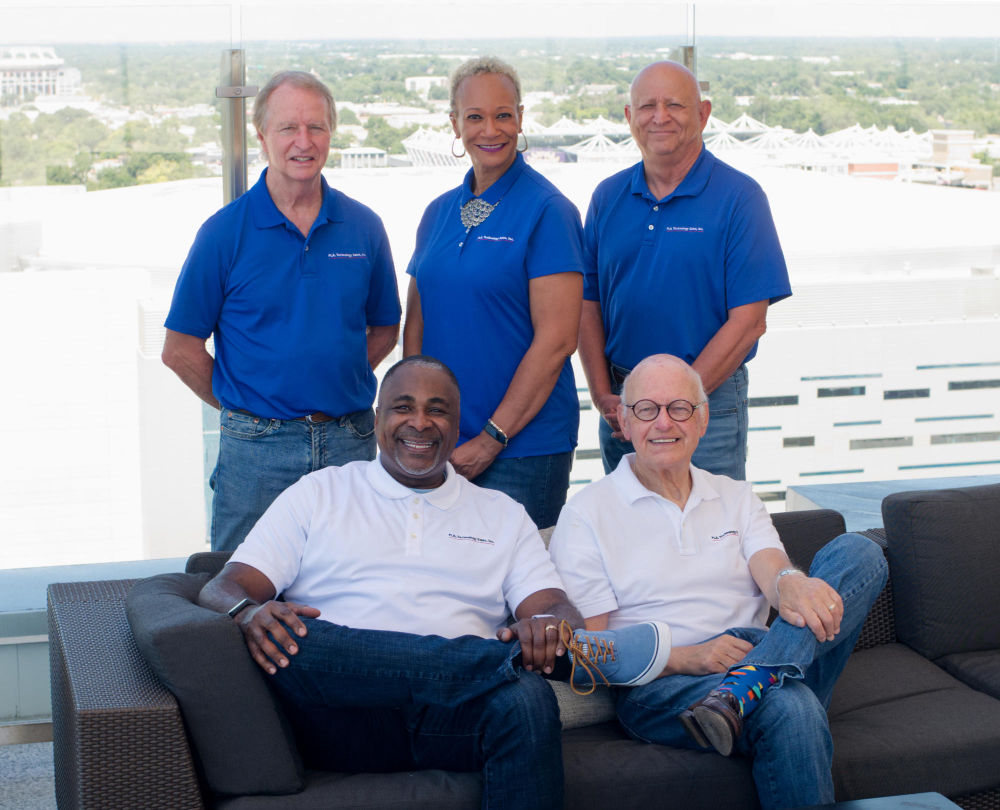 fla technology sales team