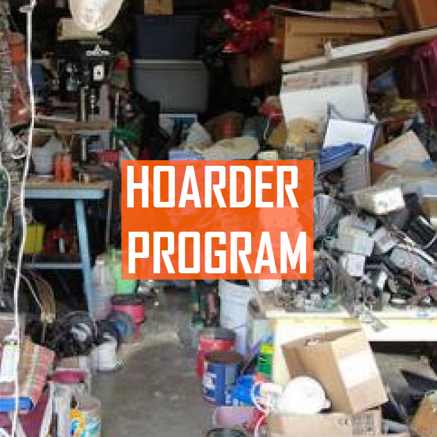 NJ Hoarder Cleanout Company