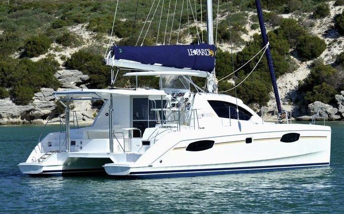 Catamaran Sailing Charter Key West