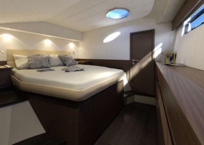 Ocean Motion Too Master Cabin