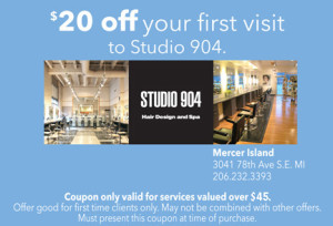 $20 Savings for first-time clients