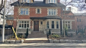133 Lowther Avenue – 3rd Floor