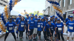 Journey To Conquer Cancer Walk