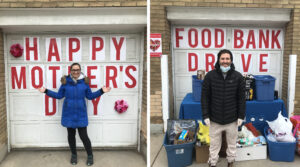 Mother's Day Food Bank Drive