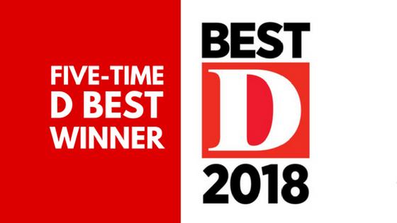 Five-Time D Best Winner