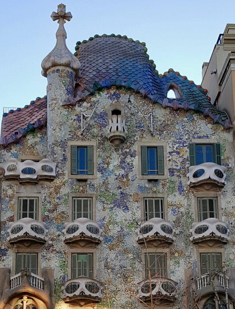 Barcelona, Spain (Gaudi)