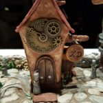The clock house keeps things running!