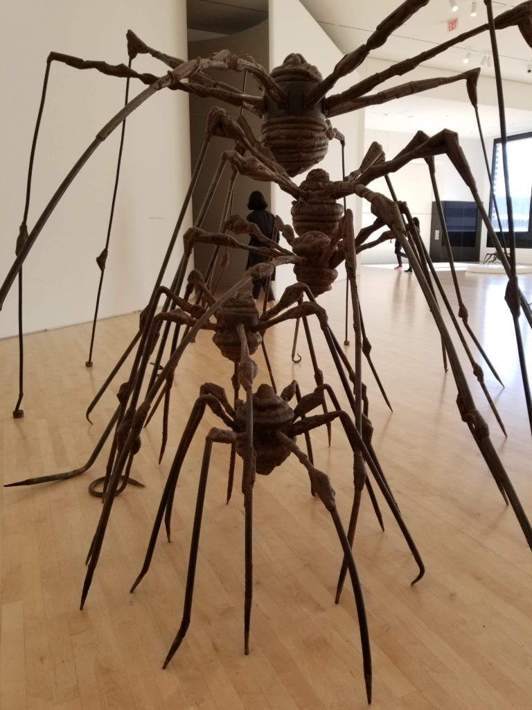 Louise Bourgeois, SF MOMA
