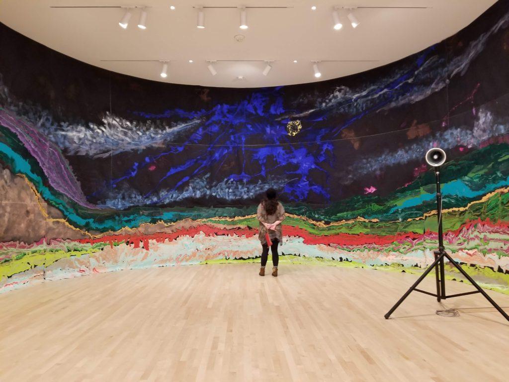 Rodney McMillian, SF MOMA