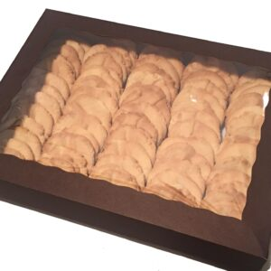 """Large Box <br /> <span style=""""font-size: 11px !important;"""">70 large cookies</span>"""