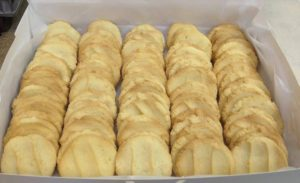 CPS 'lunchroom style' cookies full of flavor, memories for many