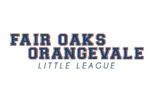 fair oaks orange little league