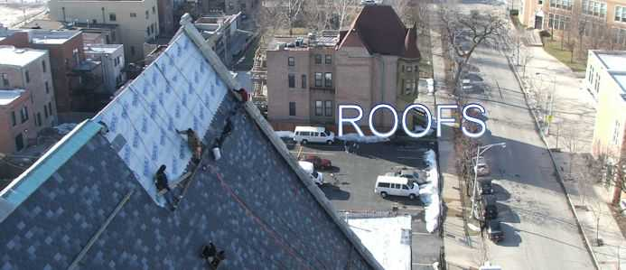 Church roof repair and installation