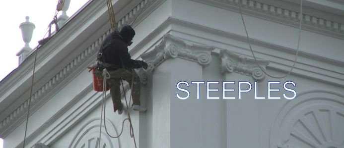 Steeplejacks - Church steeple contractor