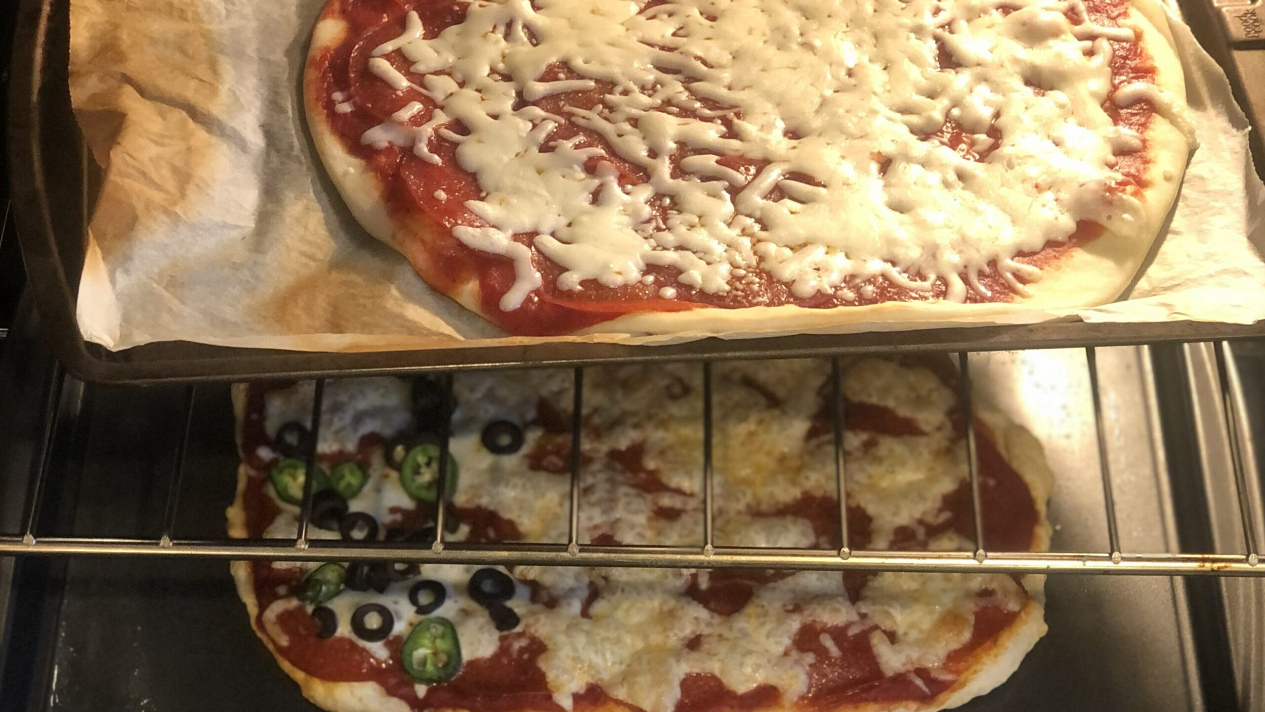 Family Pizza Night Easy Meal