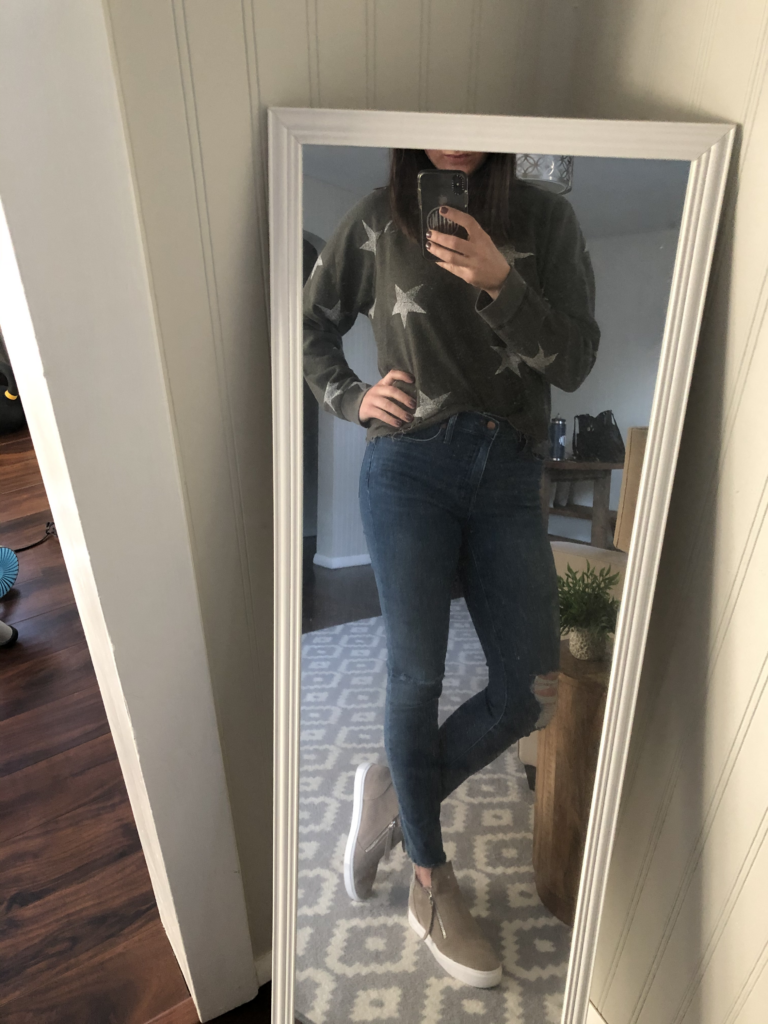 Rented Outfit from Armoire
