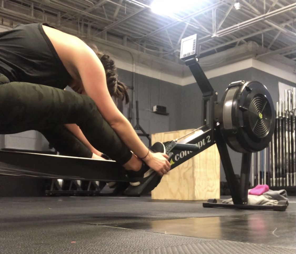Recovery for Rowing. Row 150K in a month , Row a half marathon, recovery tips