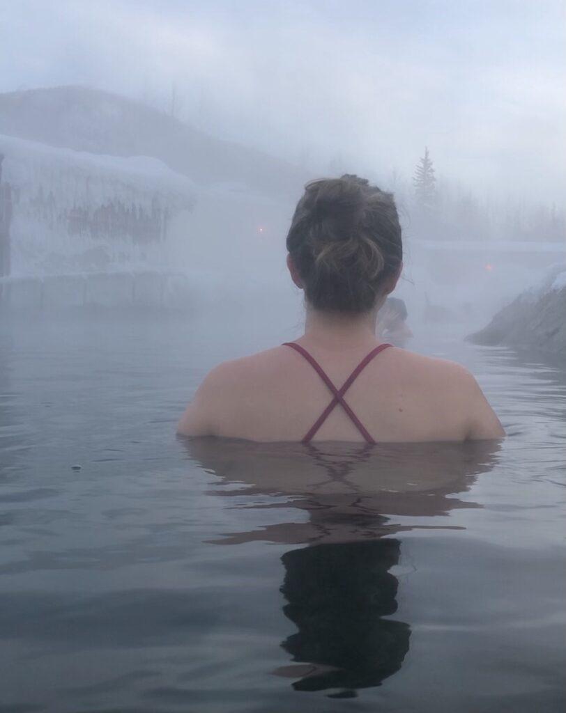 Chena Hot Springs Fairbanks AK