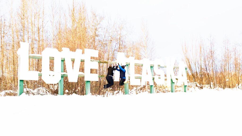 Love Alaska Chena River
