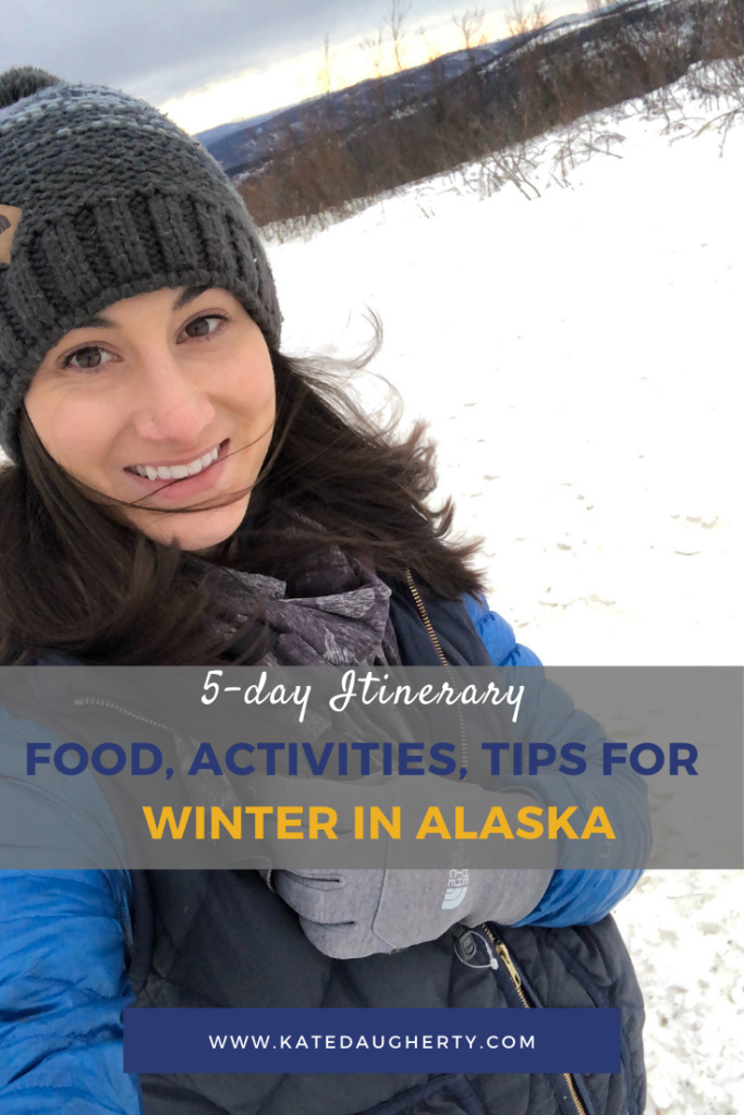 What to do in winter in Alaska