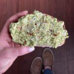 High-Fiber Avocado Toast