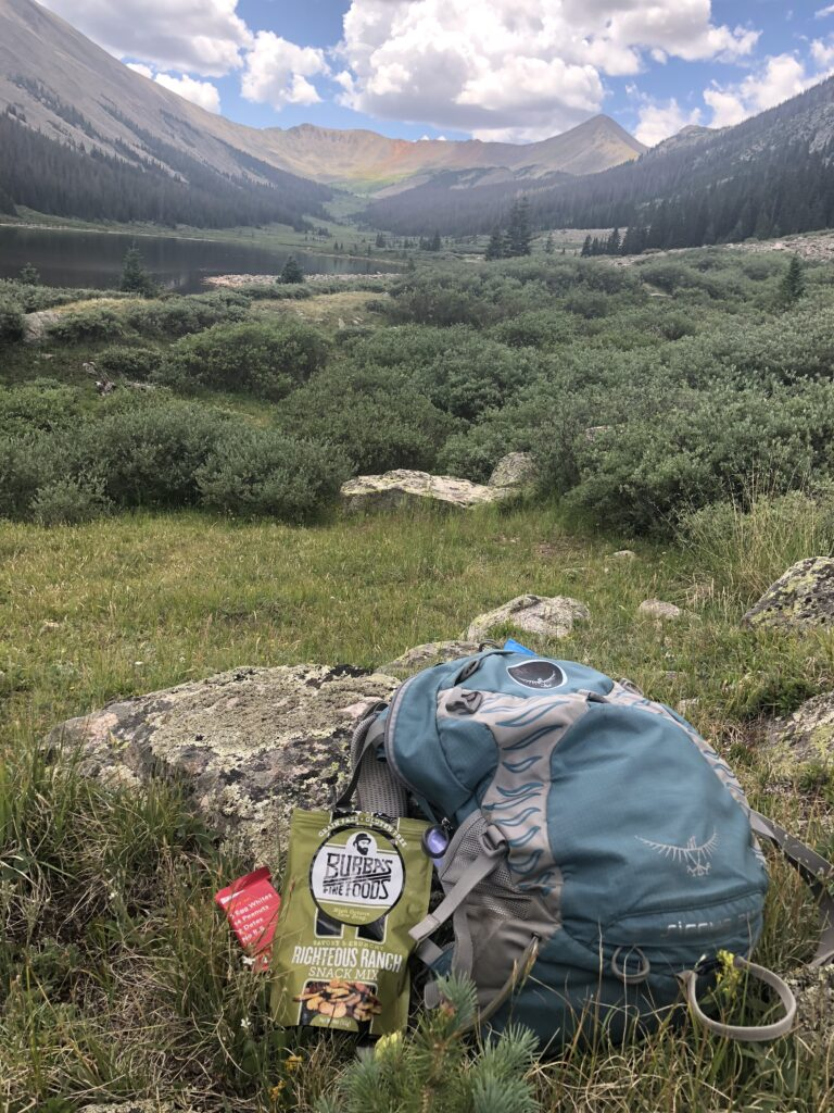 Clean Ingredient Hiking Snacks
