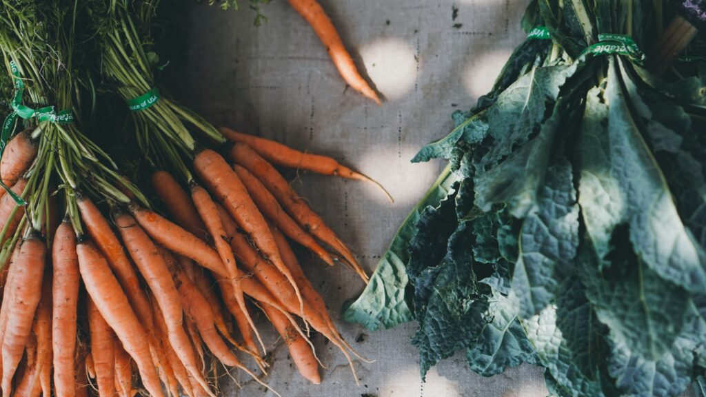 Limit toxic exposures by choosing organic produce