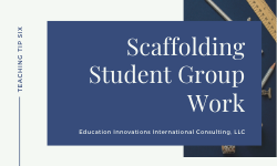 Scafolding Student Group Work and Peer Review PDF