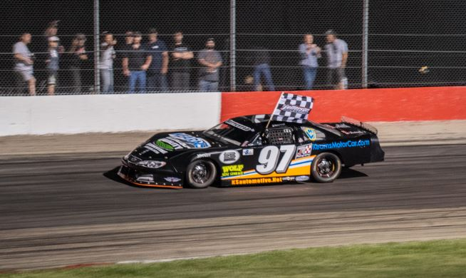 Jacob Nottestad May 22 LM Feature Win