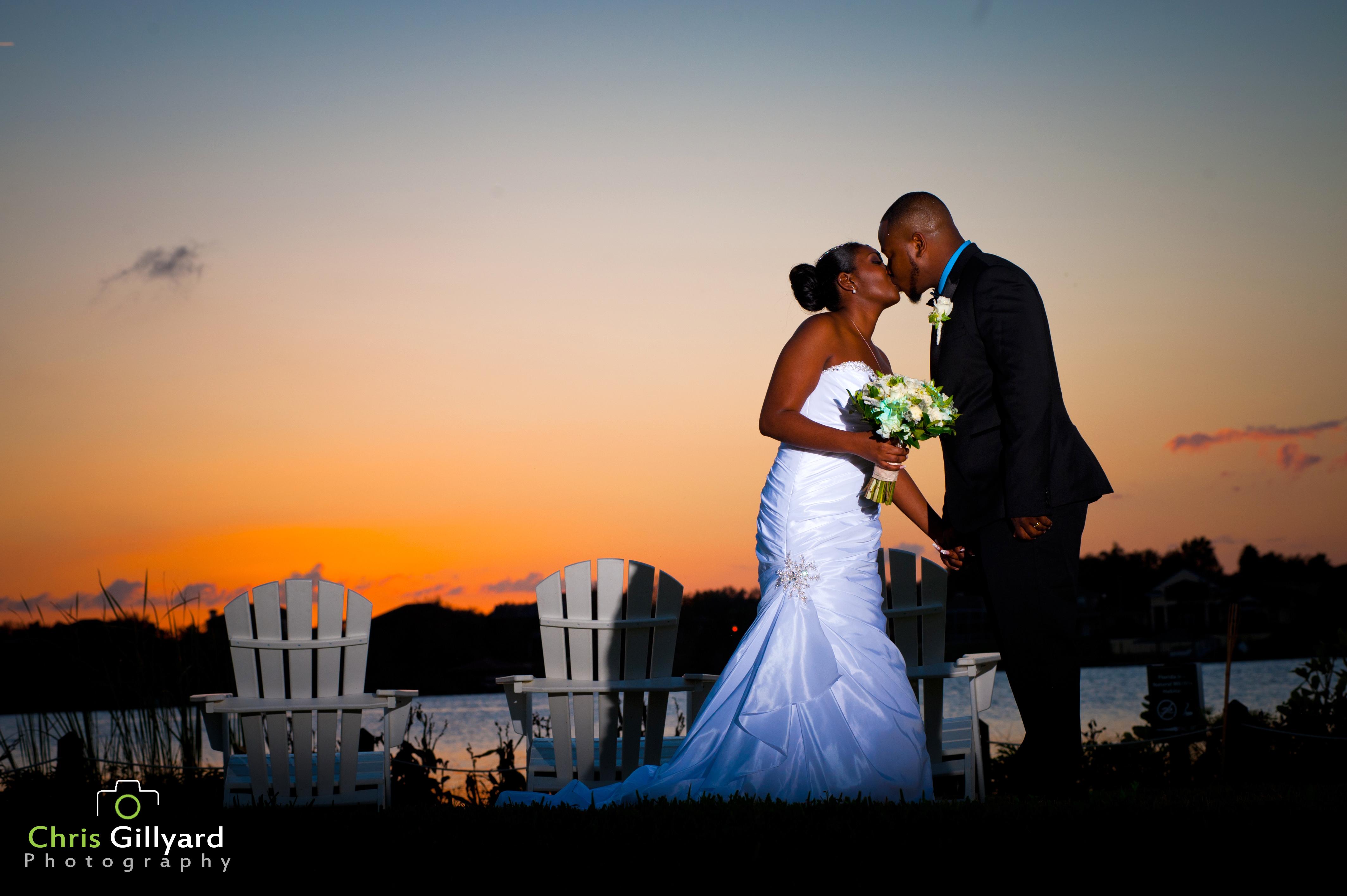 Carlos and Shanieka at Westgate Lakes Resort