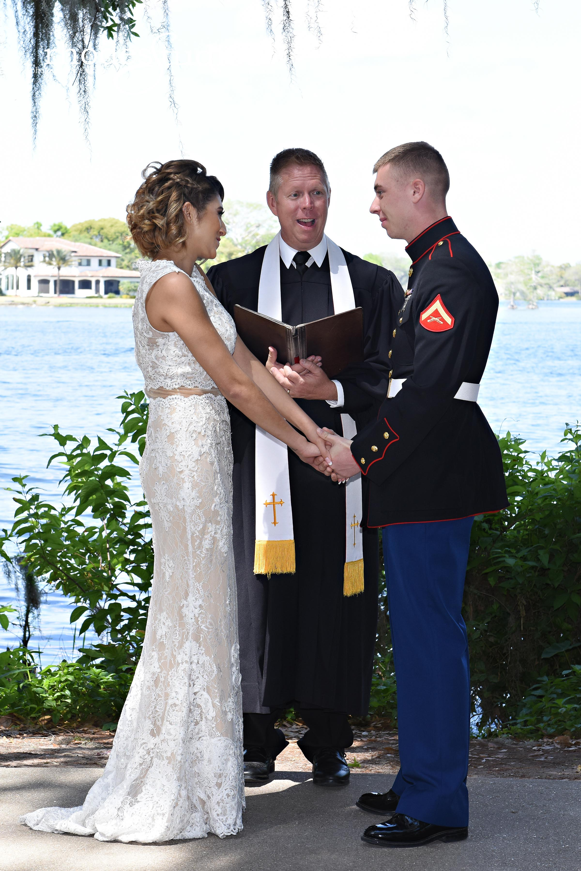 How to pick the right officiant for your wedding