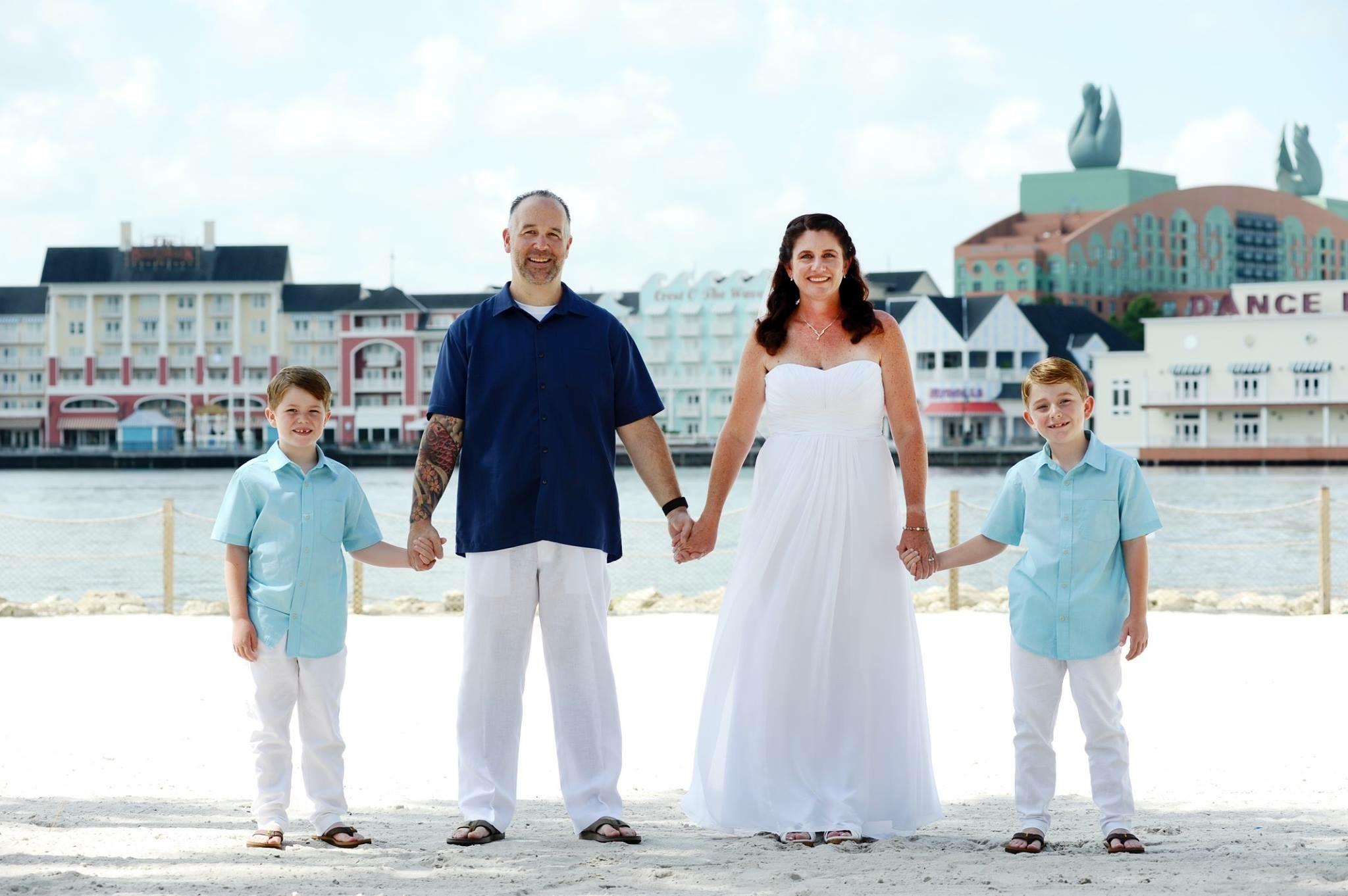 Married at the Beach Club
