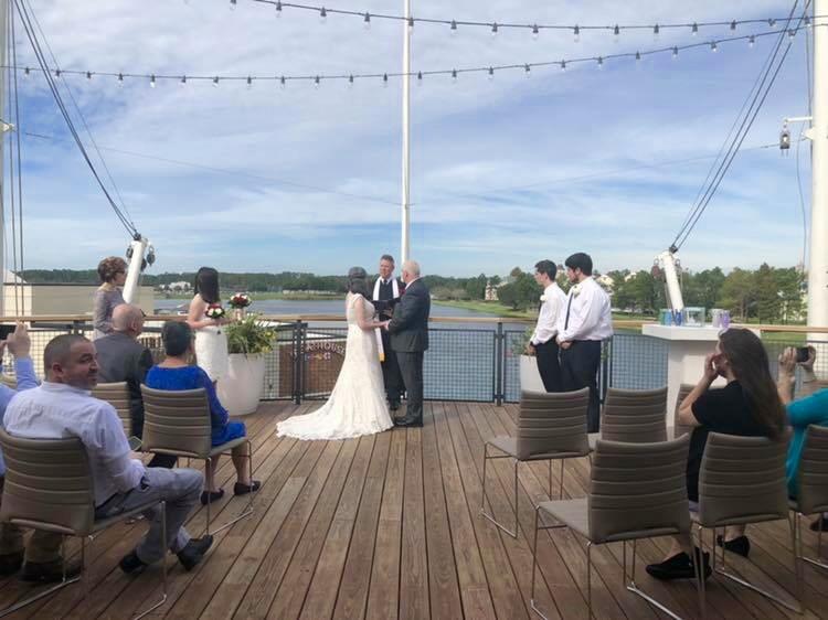 A Destination Wedding