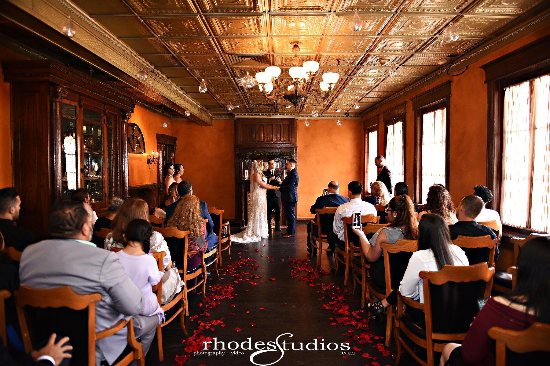 5 Great Indoor Ceremony Spaces