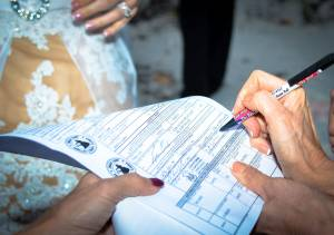 Florida Marriage License