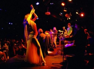 Belly Dancer New York Mariyah with Anistar