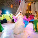 Infinity Bellydance Gotham Hall Wedding