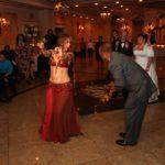 Mariyah Belly Dancer NYC at a Greek wedding