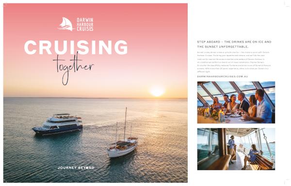 darwin harbour cruises new