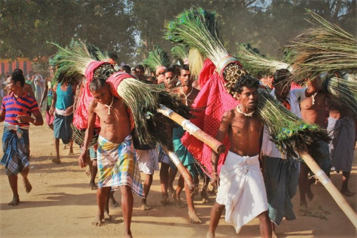 The best way to experience the rich tribal culture is by attending a local festival like Madai.