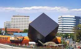 Discovery Science Center Cube