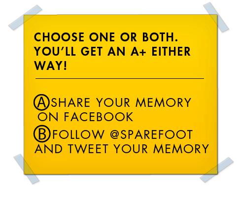 SpareFoot Social Media Initiative