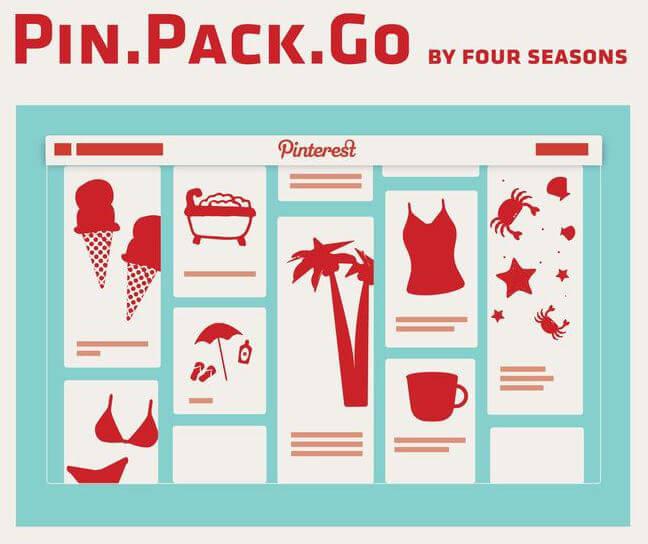 pinpackgo by four seasons