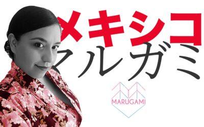 Figuras en Origami de MARUGAMI