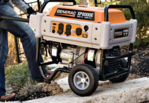Portable Generator Installation Town and Country, Missouri